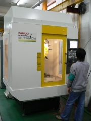 Fanuc High Speed CNC